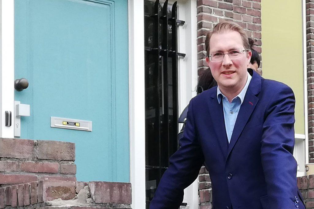 Johan Kroes wint Prinsjesrede 2017